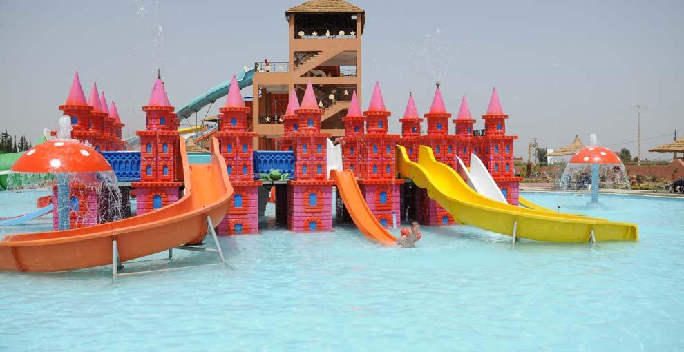 Marrakech con ni os s findeconhijos - Toboganes para piscinas baratos ...